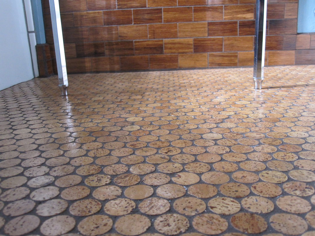Cork flooring in dubai for Cork floor tiles